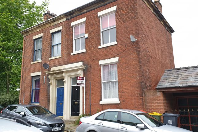 Thumbnail Terraced house for sale in Frenchwood Street, Preston City Centre