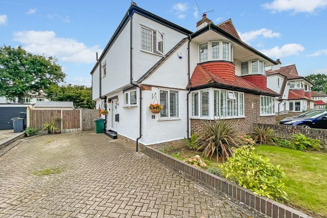 4 bed semi-detached house for sale in Willett Close, Petts Wood, Orpington BR5