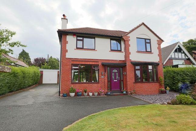 Thumbnail Detached house for sale in Lightwood Road, Lightwood, Longton, Stoke-On-Trent