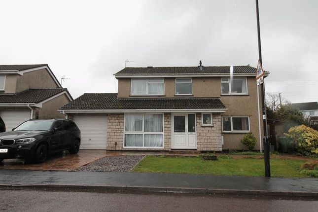 Thumbnail Detached house to rent in Oakleigh Gardens, Bitton