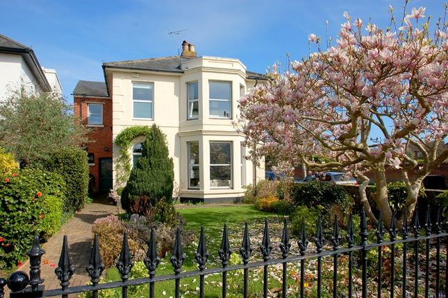 Thumbnail Detached house for sale in St. Marks Road, Gosport