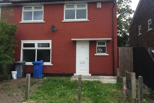 Thumbnail Semi-detached house to rent in Parkway, Little Hulton, Manchester