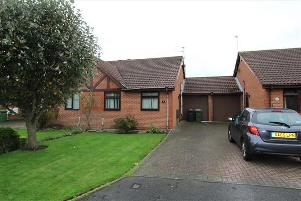 Thumbnail Bungalow for sale in Moor Close, Southport