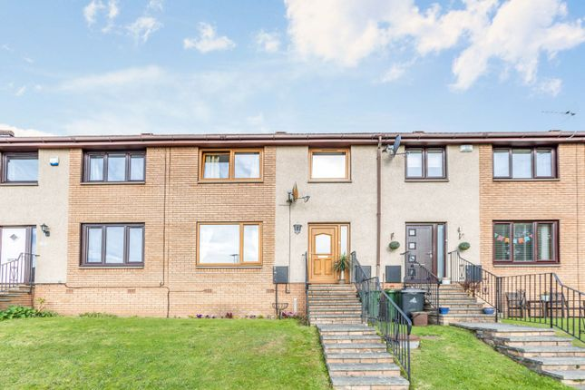 Thumbnail Terraced house for sale in Auchencairn Place, Monifieth, Dundee