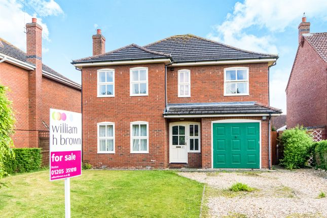 Thumbnail Detached house for sale in Millers Gate, Sibsey, Boston