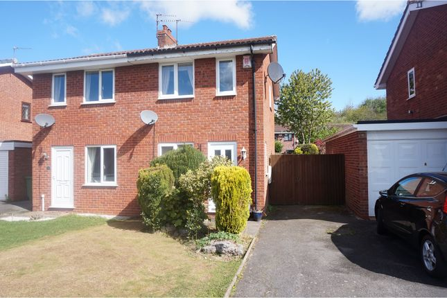 Thumbnail Semi-detached house to rent in St. Andrews Drive, Wolverhampton