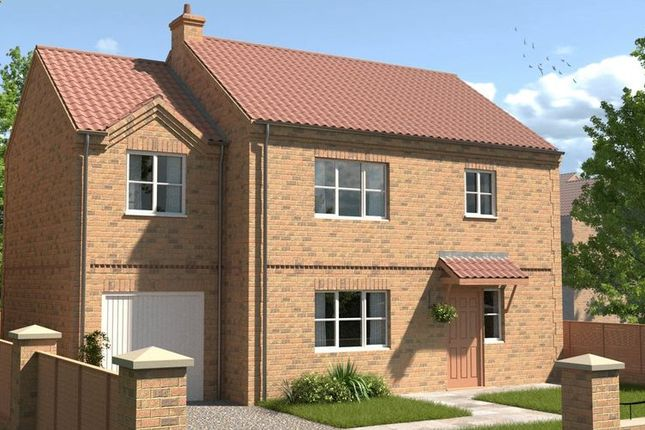 Thumbnail Detached house for sale in Plot 35, Franklin Way, Barrow-Upon-Humber