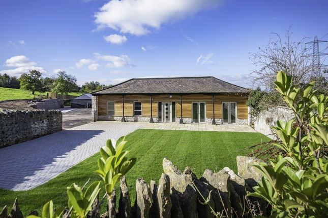 Thumbnail Detached bungalow for sale in Fernhill, Almondsbury, Bristol