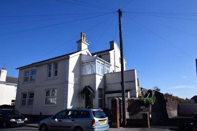 2 bed maisonette to rent in Southfield Road, Paignton, Devon