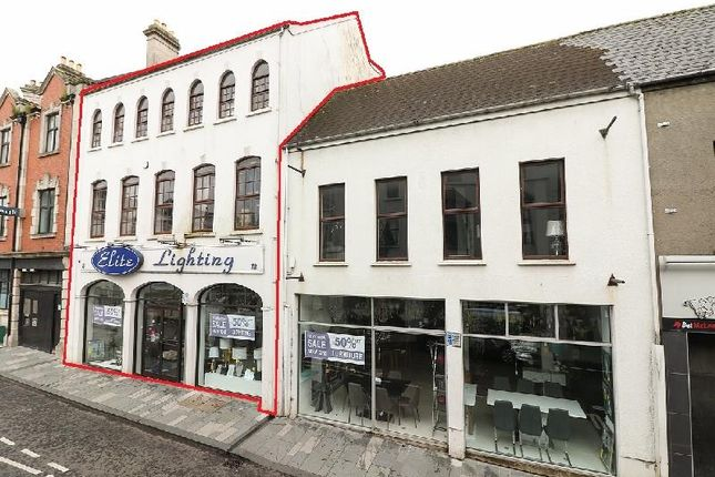 Thumbnail Retail premises to let in 8-12 Broughshane Street, Ballymena, County Antrim
