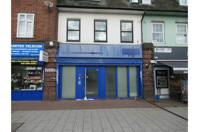 Thumbnail Office to let in 442 Hedgemans Road, Dagenham
