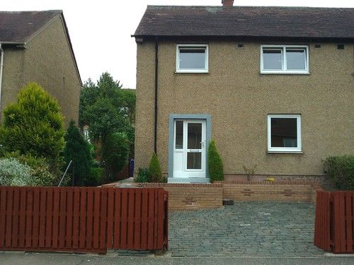 Thumbnail Semi-detached house to rent in Kippielaw Park, Dalkeith