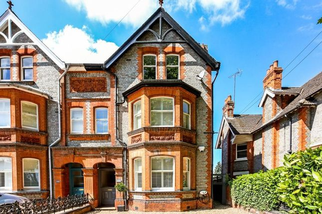 Thumbnail Semi-detached house for sale in Kendrick Road, Reading