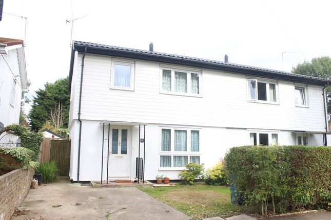 Thumbnail Semi-detached house to rent in Mepham Crescent, Harrow Weald