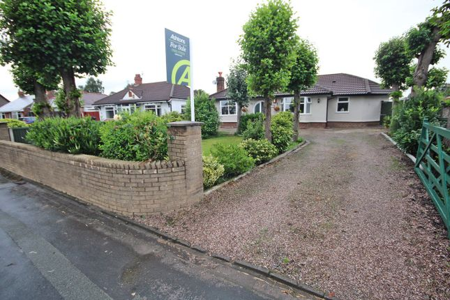 Thumbnail Bungalow for sale in Manchester Road, Woolston, Warrington