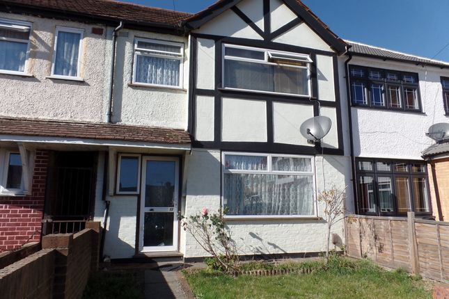 Thumbnail Terraced house to rent in Tudor Square, Hayes