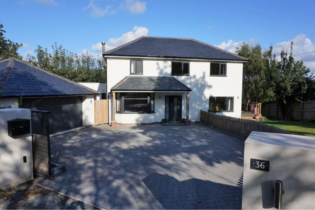 Thumbnail Detached house for sale in Gorse Lane, West Kirby