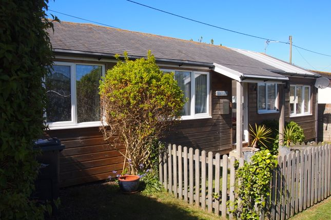 Thumbnail Detached bungalow for sale in Leadengate Fields, Croyde