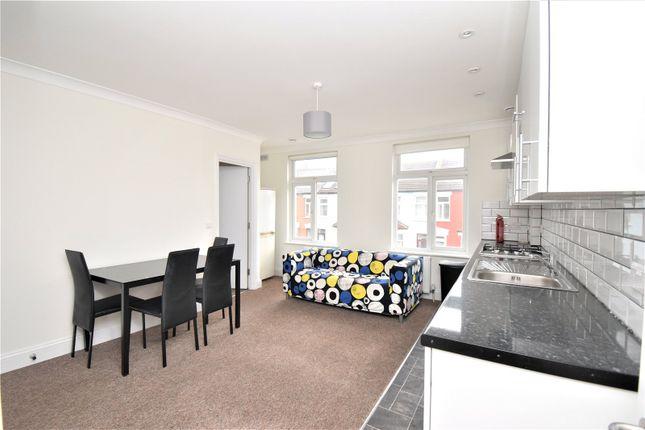 Thumbnail Flat to rent in Hermitage Road, Harringay, London