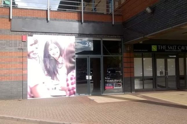 Thumbnail Retail premises to let in Unit 25 Waterfront Business Park, Dudley Road, Brierley Hill