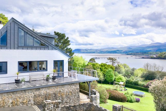 Thumbnail Detached house for sale in Lon Brynteg, Glyngarth, Menai Bridge