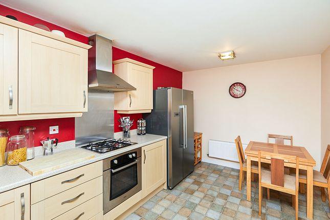 Kitchen Diner of South Lodge Mews, Midway, Swadlincote, Derbyshire DE11
