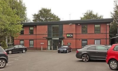 Thumbnail Business park to let in Glencroft House, (First Floor), Vale Road, Heaton Mersey, Stockport