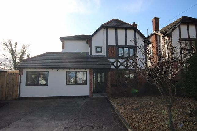 Thumbnail Detached house for sale in Bryn Lupus Road, Llanrhos, Llandudno