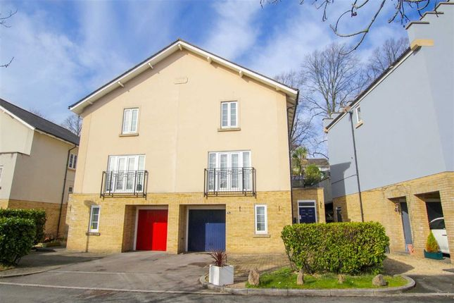 Thumbnail Semi-detached house for sale in Sally Hill, Portishead, North Somerset