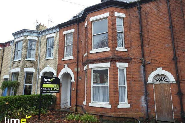 Thumbnail Studio to rent in Park Avenue, Princes Avenue, Hull