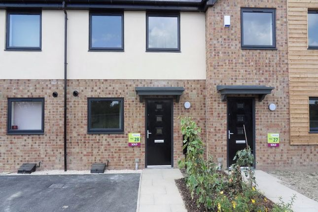 Thumbnail Town house to rent in May Close, Thurnscoe, Rotherham, South Yorkshire