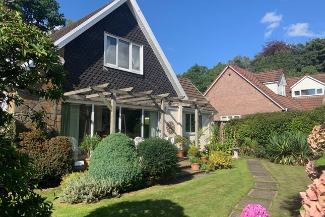 Thumbnail Detached house for sale in The Alders, Llanyravon, Cwmbran