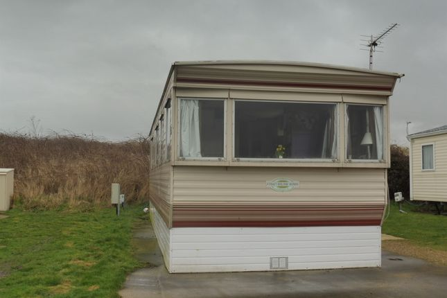Mobile/park home for sale in Beach Road, Kessingland, Lowestoft