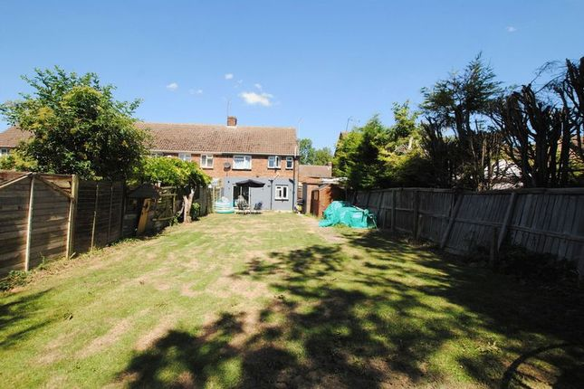 Thumbnail Semi-detached house for sale in Upper Queen Street, Rushden