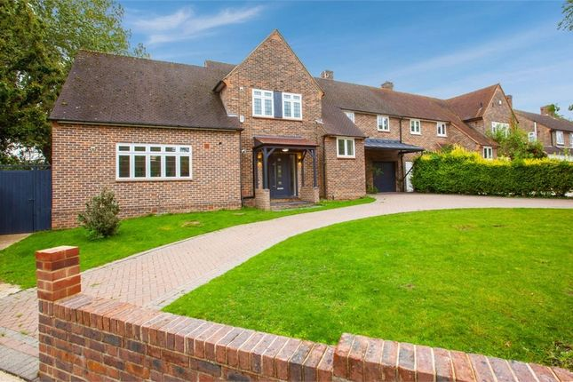 Thumbnail Semi-detached house for sale in Wincanton Road, Romford, Greater London