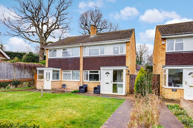 Thumbnail Semi-detached house for sale in Chandlers Way, Hertford