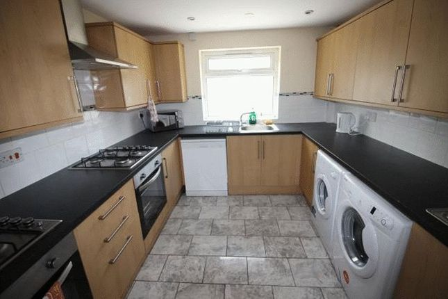 Thumbnail Terraced house to rent in Cathays Terrace, Cathays, Cardiff