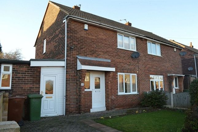 Thumbnail Semi-detached house to rent in Dawtrie Street, Castleford