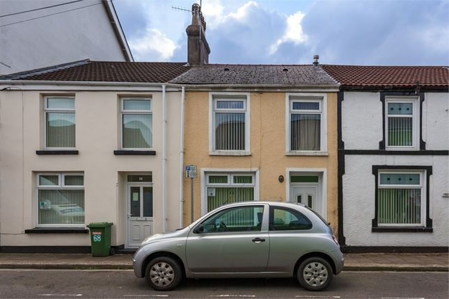 Thumbnail Terraced house for sale in Bute Street, Aberdare, Mid Glamorgan