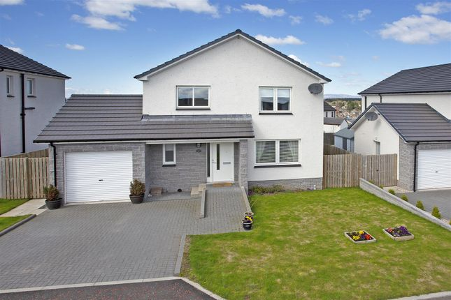 Thumbnail Detached house for sale in Crown Road, Scone, Perth