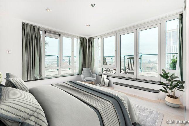 Bedroom 1 of Beckford Close, Kensington, London W14