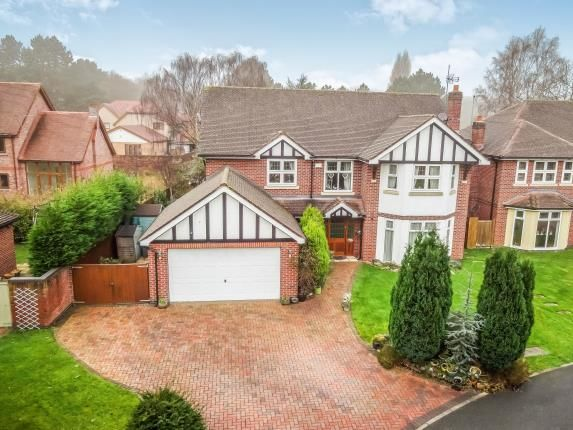 Thumbnail Detached house for sale in Vyner Park, Vyner Road South, Noctorum, Wirral