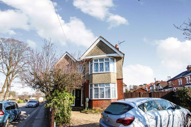 Thumbnail Detached house for sale in Hill Lane, Southampton
