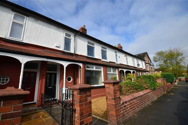 Thumbnail Terraced house to rent in Catterick Road, Didsbury, Manchester, Greater Manchester