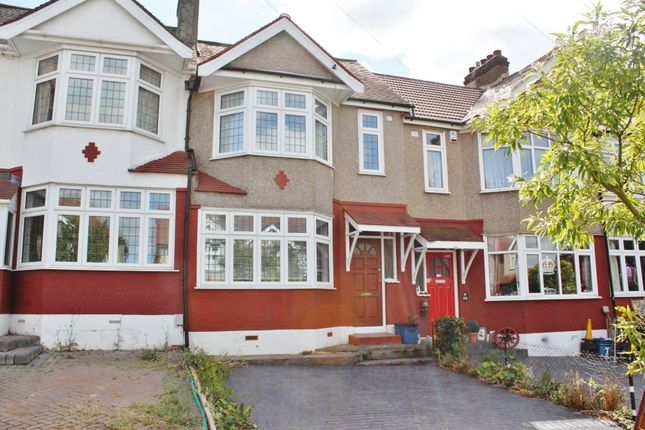 Thumbnail Terraced house to rent in Crownhill Road, Woodford Green