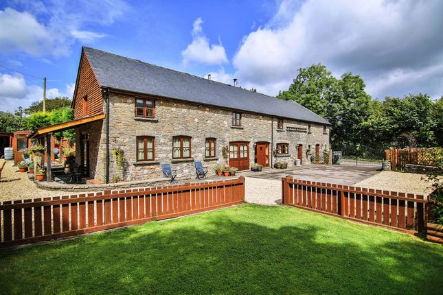 Thumbnail Detached house for sale in Heol Ty Newydd, Bedwellty, Blackwood