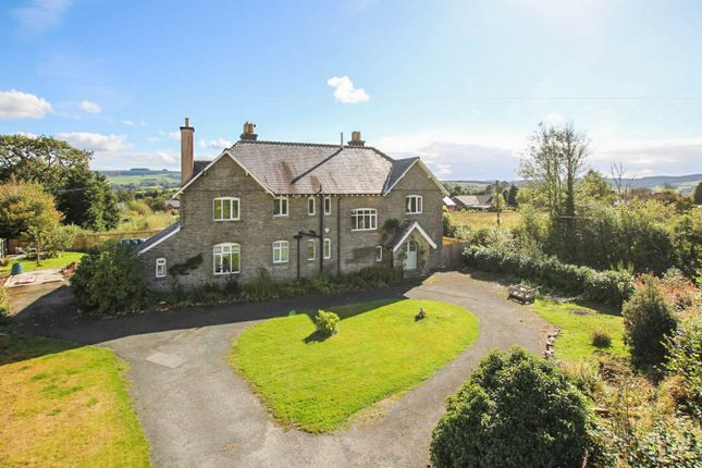 Thumbnail Detached house for sale in Llanwrtyd Wells