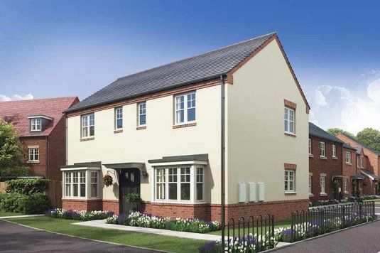 Thumbnail Detached house for sale in Harworth, South Yorkshire