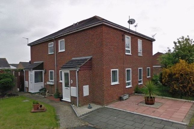 2 bed terraced house for sale in Thorndon Close, Clacton-On-Sea