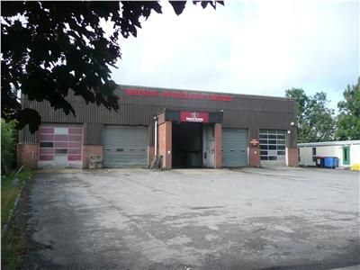 Thumbnail Light industrial to let in Former Watsons Vehicle Depot, Chelworth Road, Cricklade, Swindon, Wiltshire